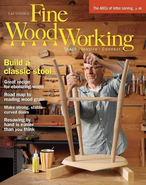 Fine Woodworking №275 (May-June 2019)