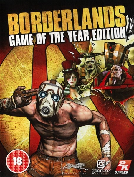 Borderlands: Game of The Year Enhanced (2019/ENG/RePack)