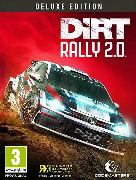 DiRT Rally 2.0 - Deluxe Edition (2019/ENG/Multi/RePack)