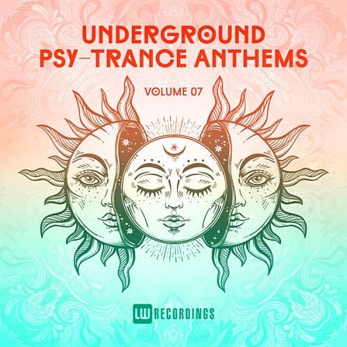 Underground Psy-Trance Anthems Vol. 7 (2019)