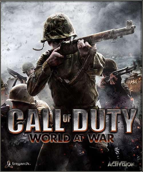 Call of Duty: World at War (2008/RUS/Repack)