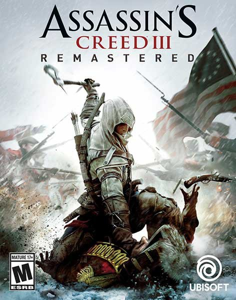 Assassin's Creed III Remastered (2019/RUS/ENG/MULTI13/RePack)
