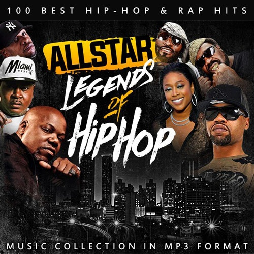 Legends of Hip-Hop (2019)