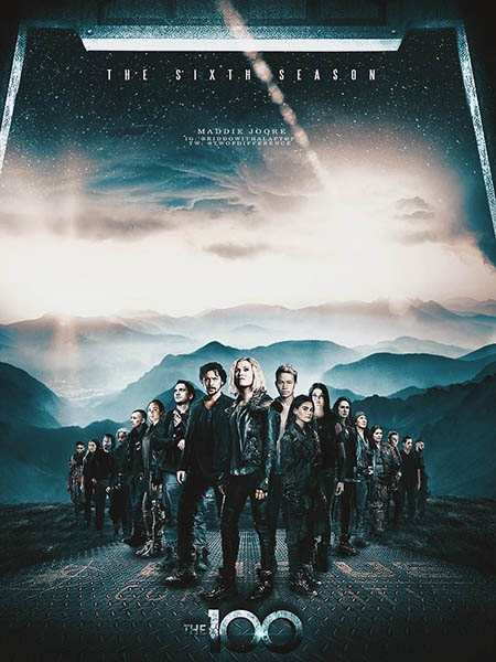 Сотня / The 100 / The Hundred (6 сезон/2019/WEB-DL/WEB-DLRip/HDTVRip)