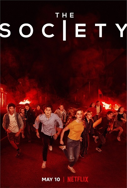 Общество / The Society (1 сезон/2019/WEB-DL/WEB-DLRip)