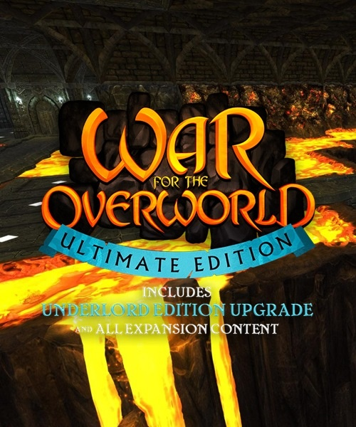 War for the Overworld: Ultimate Edition (2015/RUS/ENG/MULTi11/RePack)