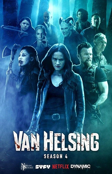 Ван Хельсинг  / Van Helsing (4 сезон/2019/WEB-DL/WEB-DLRip)