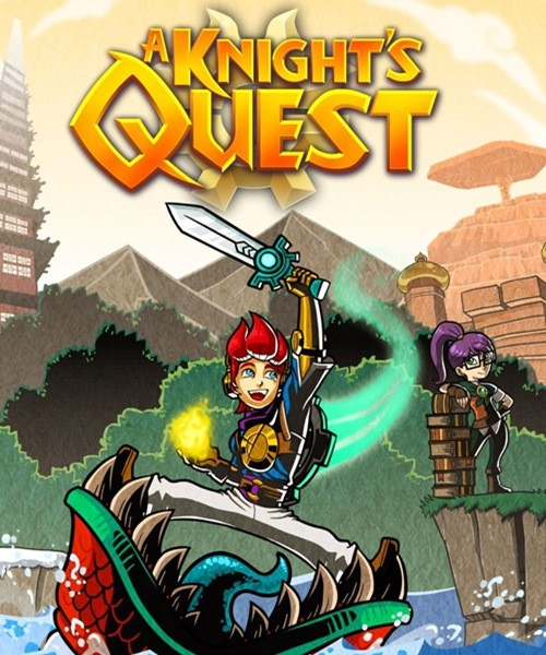 A Knight's Quest (2019/ENG/MULTi5/RePack)