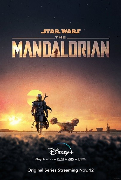 Мандалорец  / The Mandalorian (1 сезон/2019/WEB-DL/WEB-DLRip)