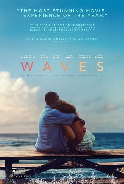 Волны / Waves (2019/BDRip/HDRip)