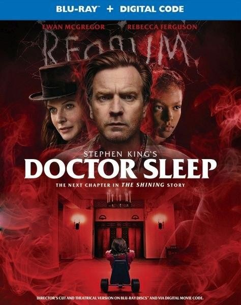 Доктор Сон / Doctor Sleep (2019/BDRip/HDRip)