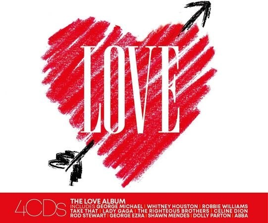 The Love Album (4CD, 2020)