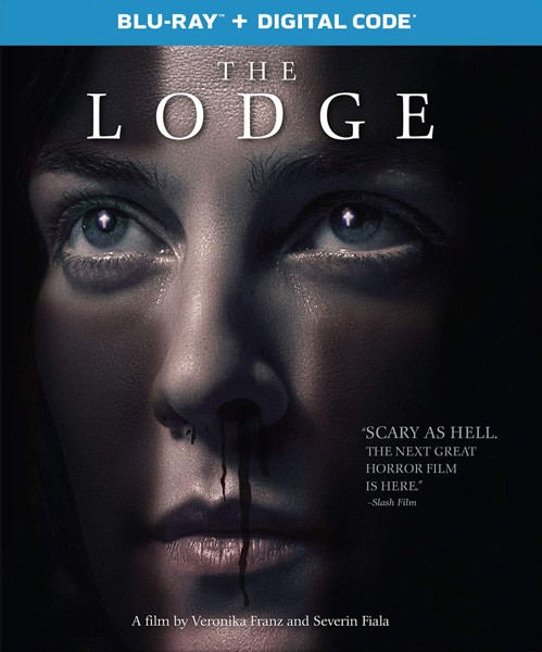 Сторожка / The Lodge (2019/BDRip/HDRip)
