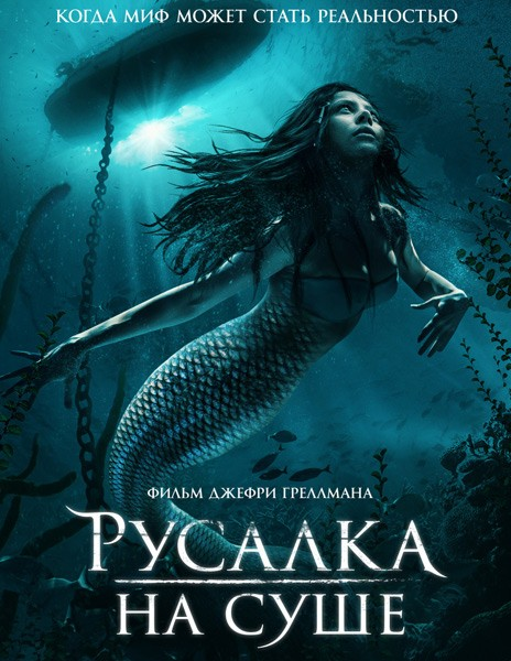 Русалка на суше / Mermaid Down (2019/WEB-DL/WEB-DLRip)