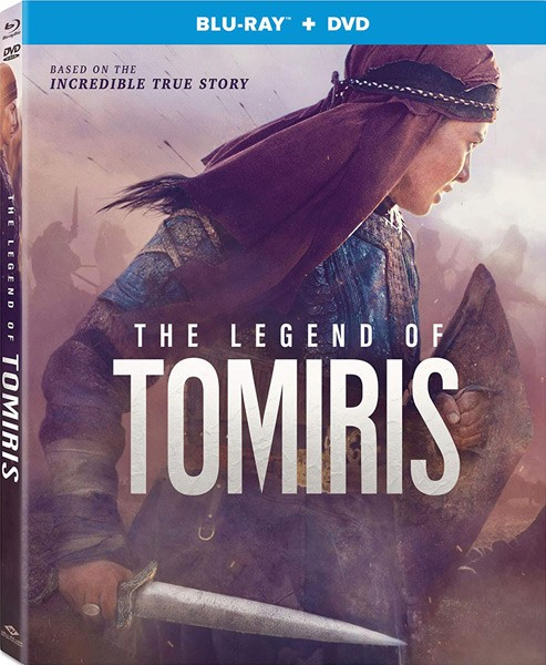 Томирис / Tomiris (2019/BDRip/HDRip)