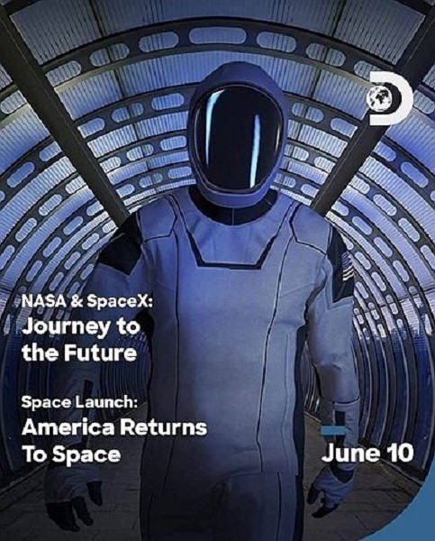 Nasa и SpaceX: путешествие в будущее / NASA and SpaceX: Journey to the Future (2020/HDTV 1080i)