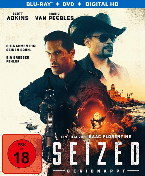Заложник / Seized (2020/BDRip/HDRip)
