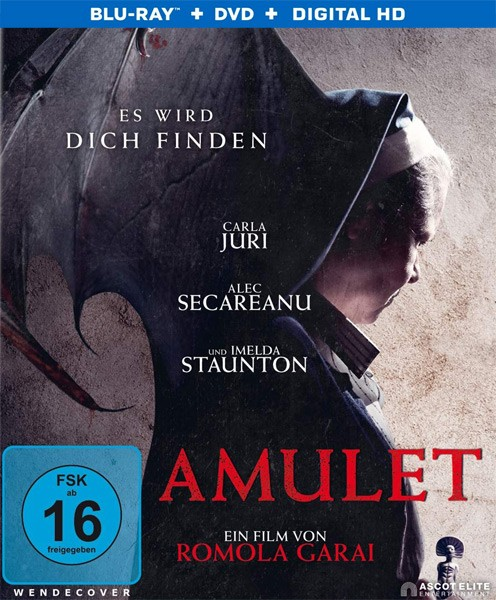 Амулет / Amulet (2020/BDRip)