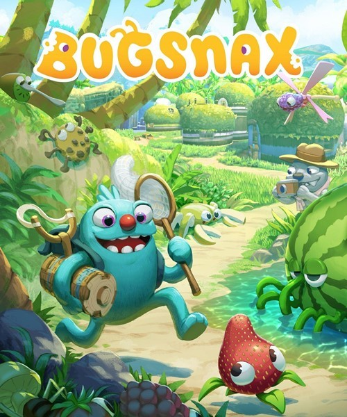 Bugsnax (2020/RUS/ENG/MULTi12/RePack)