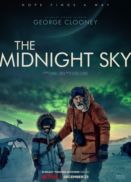 Полночное небо / The Midnight Sky (2020/WEB-DL/WEB-DLRip)