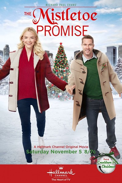 Рождественское обещание /  The Mistletoe Promise (2016/WEB-DLRip)