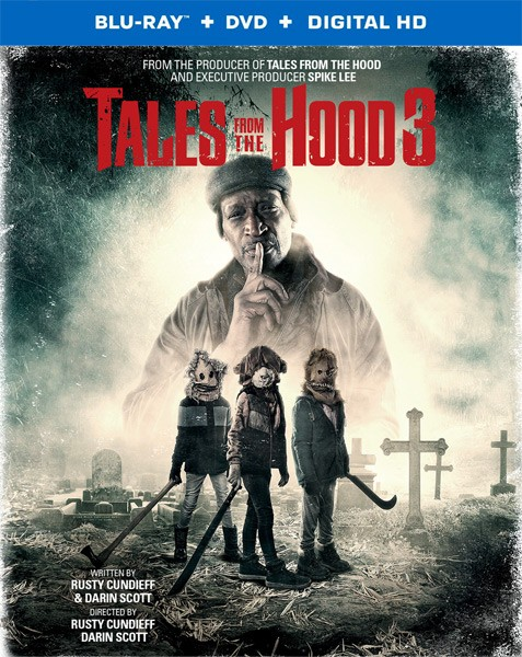 Истории квартала 3 / Tales from the Hood 3 (2020/BDRip/HDRip)