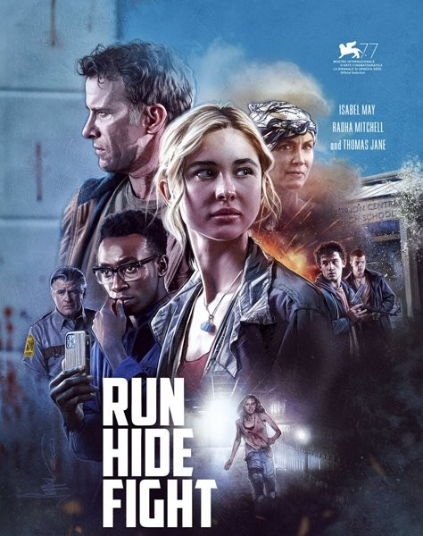 Беги, прячься, бей / Run, Hide, Fight (2020/WEB-DL/WEB-DLRip)
