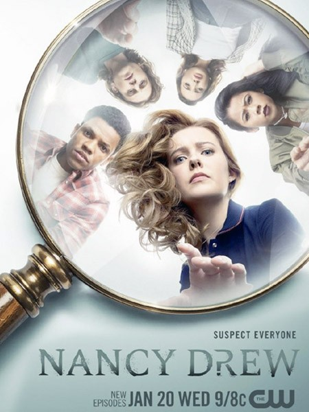 Нэнси Дрю / Nancy Drew (2 сезон/2021/WEB-DL/WEB-DLRip)